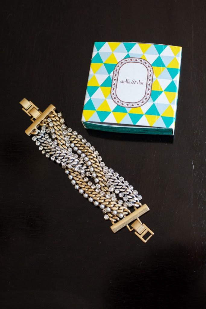 The Regency Bracelet by Stella & Dot