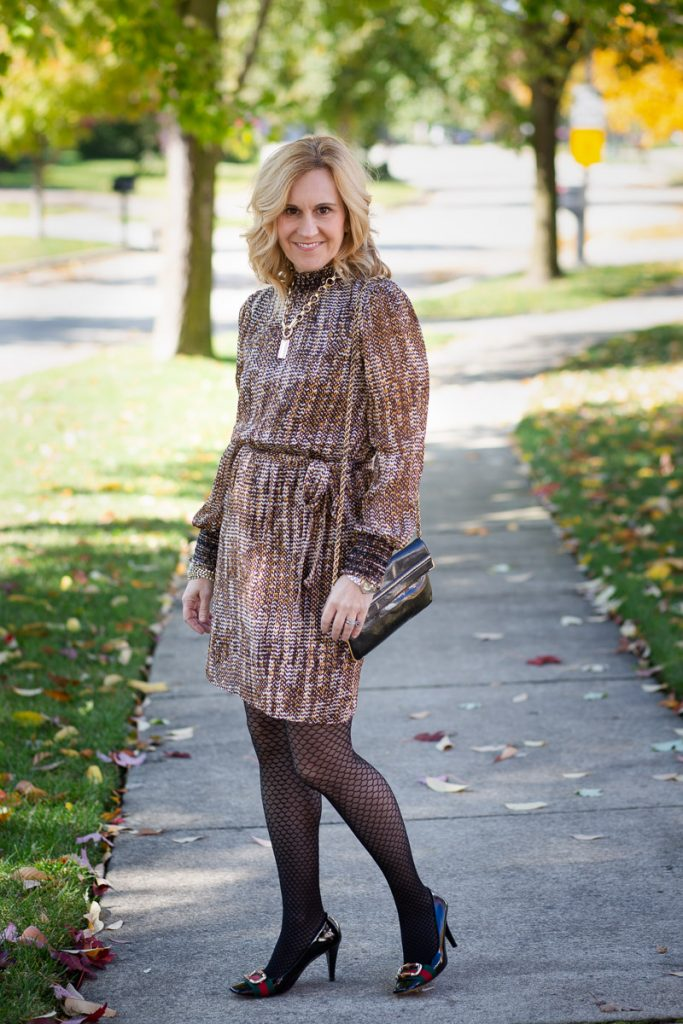 Thanksgiving Dress by Kathrine Eldridge, Wardrobe Stylist