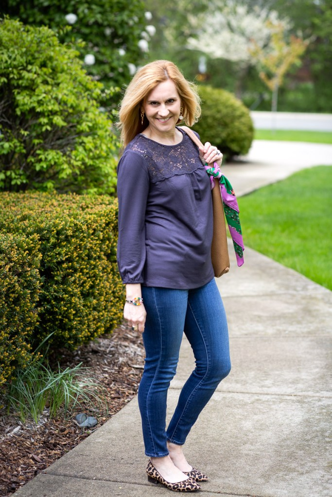 Casual Chic Lace by Kathrine Eldridge, Wardrobe Stylist