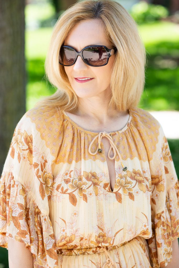 Boho Chic Dress by Spell & The Gypsy Collective