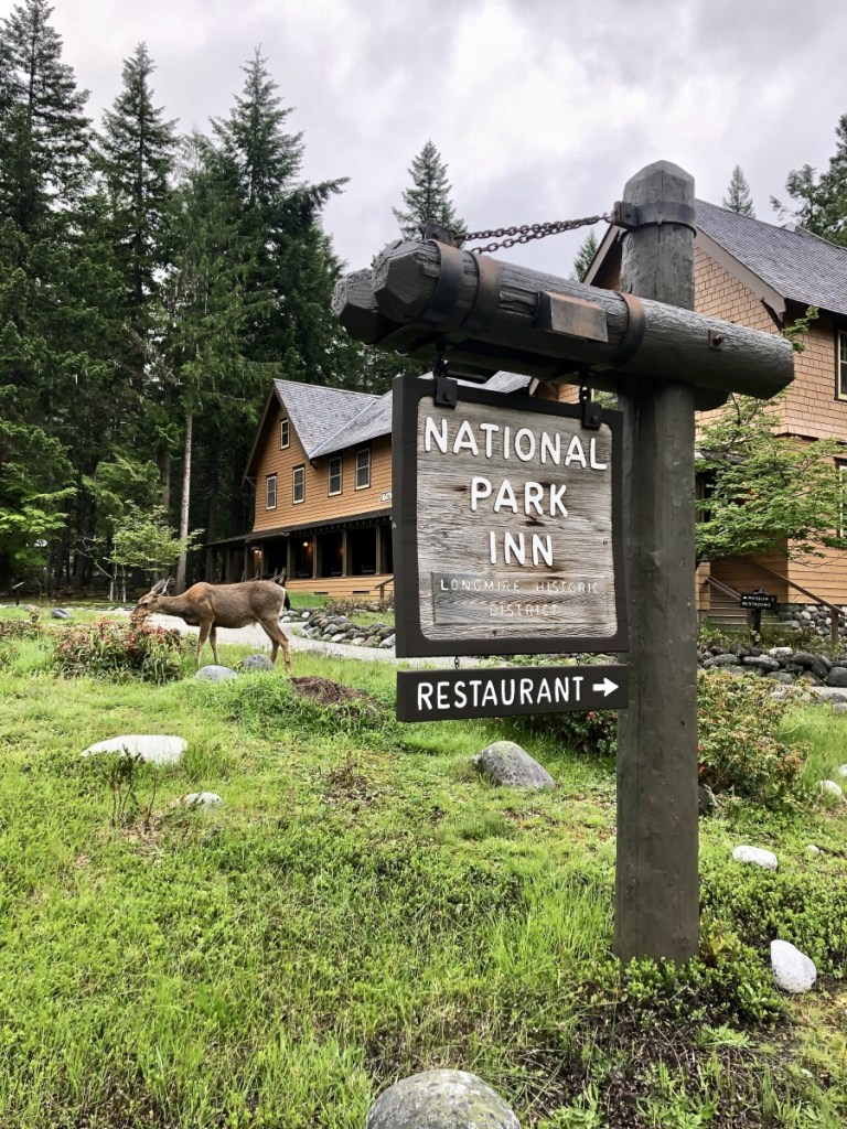 National Park Inn at Mt. Rainier National Park