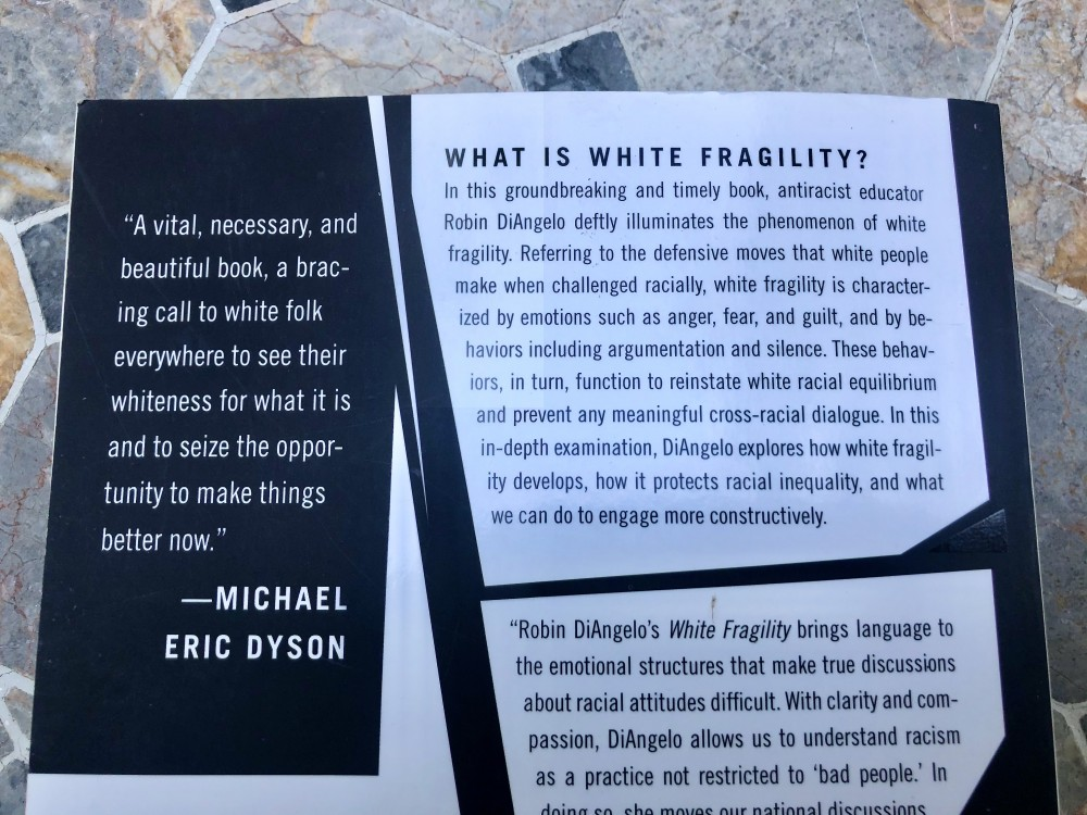 What is White Fragility?