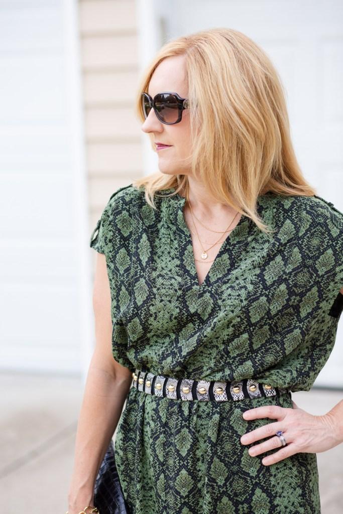 Rachel Tunic Dress by Anthropologie