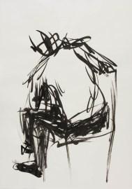 Tusche auf Papier • 42 x 59,4 cm
