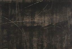 Monotypie Öl auf Papier • 59,4 x 42 cm