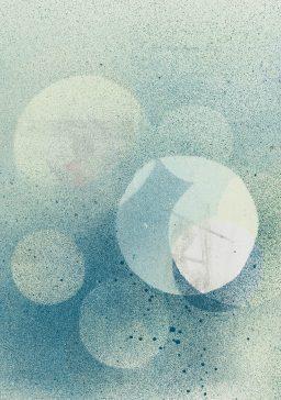 Mischtechnik auf Papier • 21 x 29,7 cm