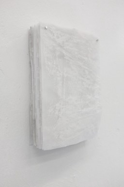 Acryl auf Papier • 21 x 29,7 x 3 cm