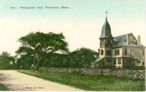 Goff Hall - Blanding Public Library