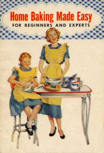 Spry Cookbook 1950s