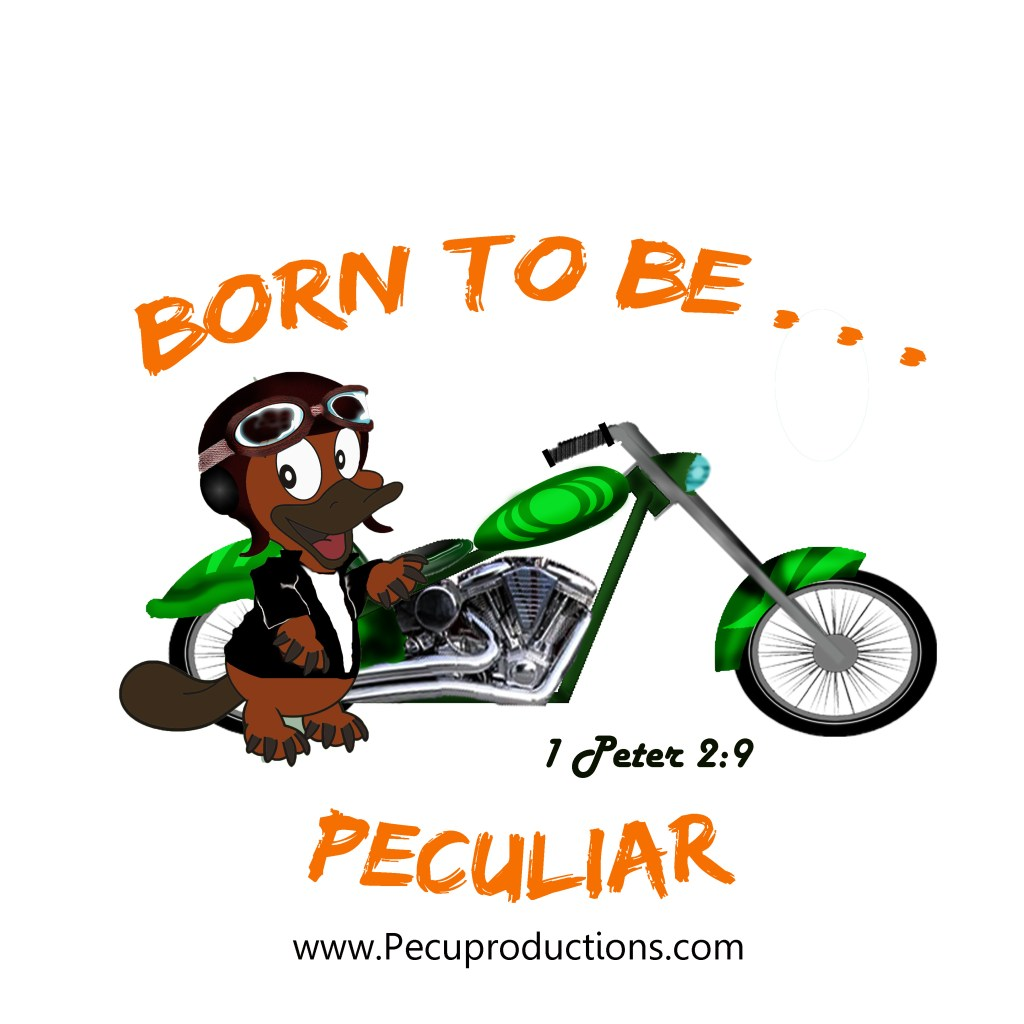 born to be peculiar