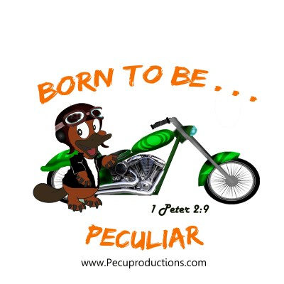 born to be peculiar