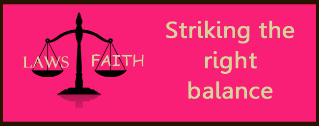 3-11-10 faith and law