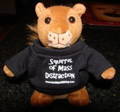 squirrel of Mass Distraction