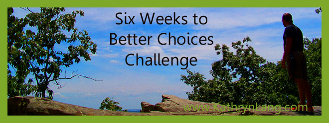 Just a Little Bit of Change – Six Weeks to Better Choices