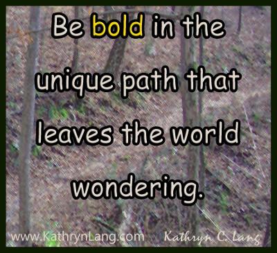 1-19-15 take the bold path