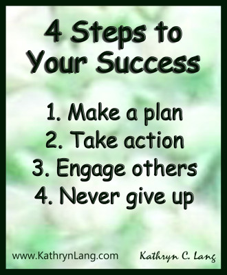 3-4-15 steps to success