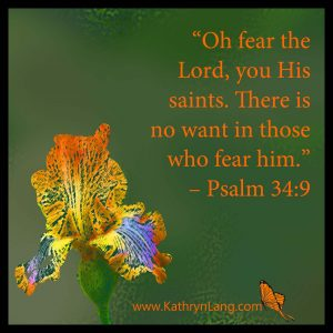 Psalm 34 Weekly Devotional
