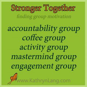 #GrowingHOPE Group Motivation