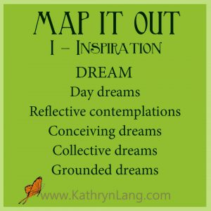 MAP IT OUT with Growing HOPE - Inspiraiton - Dream