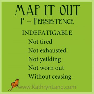 MAP IT OUT - Podcast - Indefatigable
