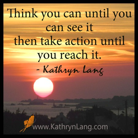 Quote of the Day - Think You Can