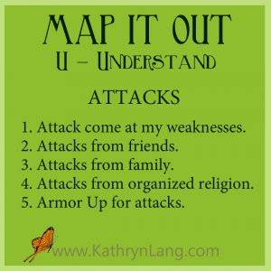 #GrowingHOPE - MAP IT OUT - Understand - Attacks