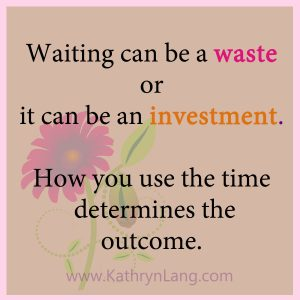 Use Your Time - with Kathryn Lang