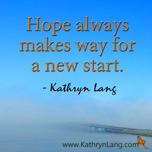 Quote of the Day  with Growing HOPE  - HOPE Makes Way