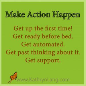 Make Action Happen with Kathryn Lang