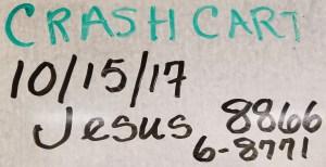 Calling Jesus