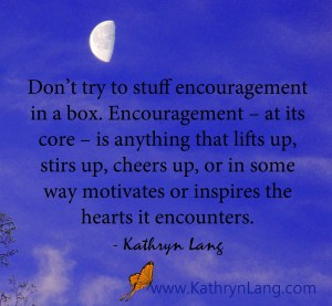 Bright Moon - Encouragement Simplified