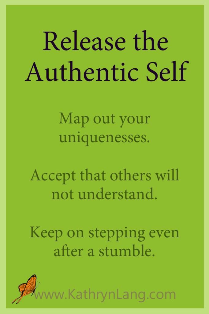 pinterest authentic self