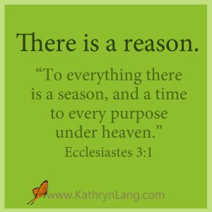Ecclesiastes reason for the season