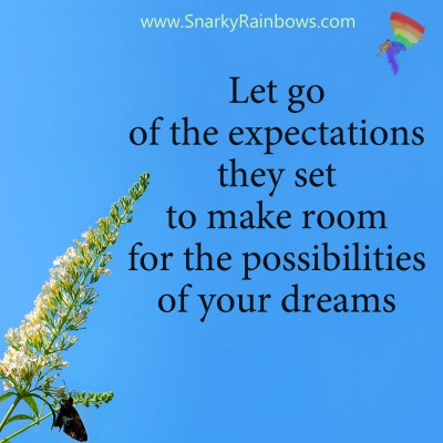 Quote of the Day - Expectations of They