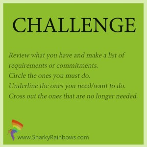 Daily Challenge - release the unneeded