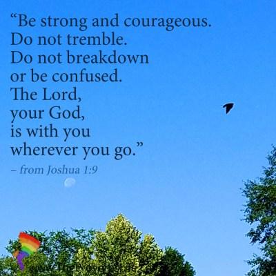 Scripture Focus - Joshua 1-9