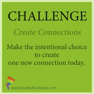 Challenge - create connections