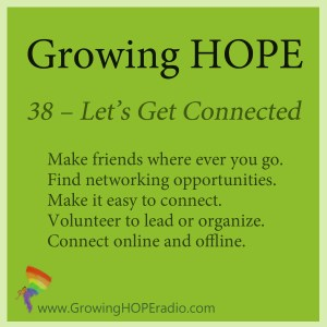 Growing HOPE - five points - get connected