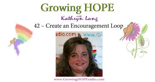 Growing HOPE Daily - header - 42 - encouragement loops