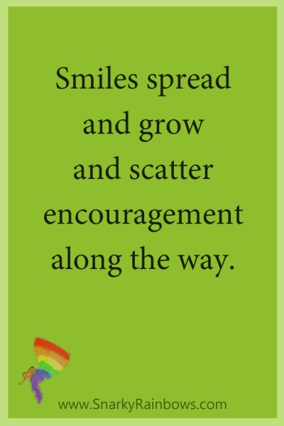 Growing HOPE Daily - quote - pinterest spread smiles