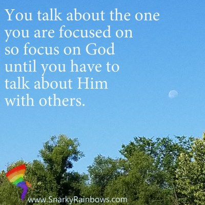 #QuoteoftheDay - Talk about God