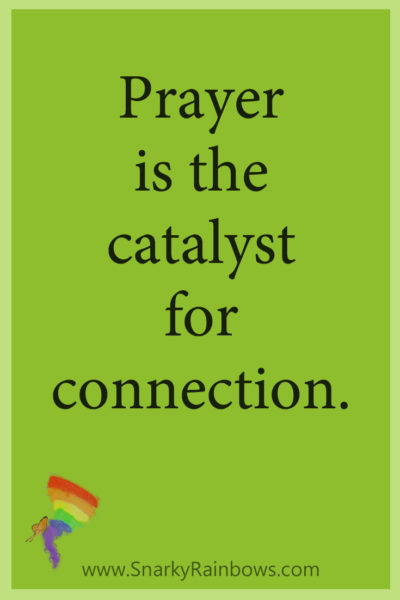 GrowingHOPE Daily - quote - pinterest - catalyst for connection