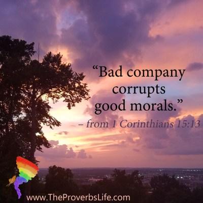 Scripture Focus - 1 Corinthians 15:13