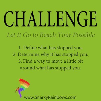 Daily Challenge - Let it Go