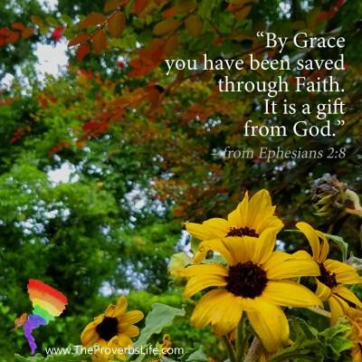 Scripture Focus - Ephesians 2:8