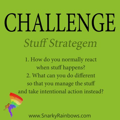 Daily Challenge - stuff stratagem