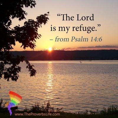 Scripture Focus - Psalm 14:6