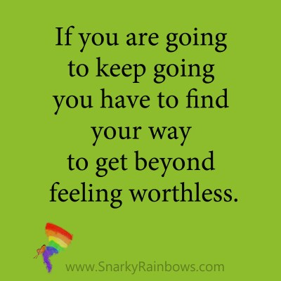 quote - find a way to keep going