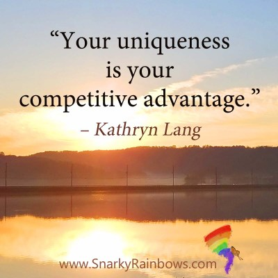 #QutoeoftheDay - your competitive  advantage