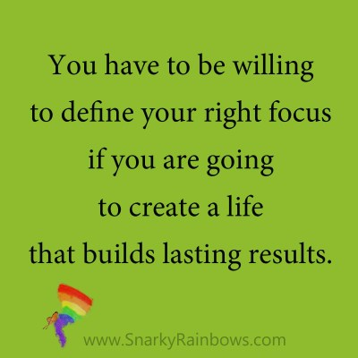 quote lasting results